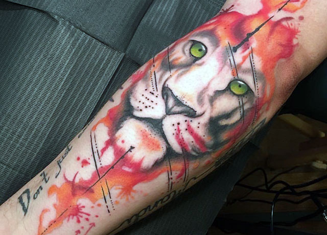 jessica artist tattoo